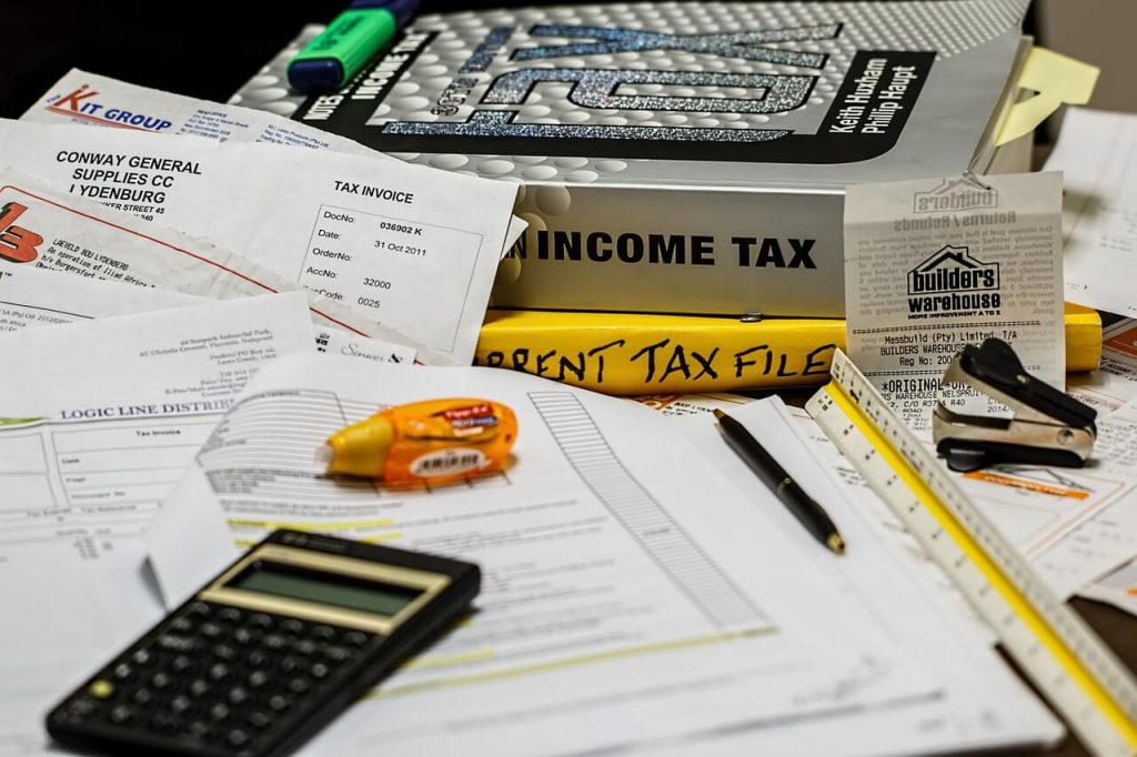 The CERB and Income Tax